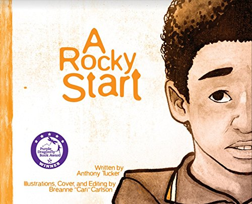 Book cover from A Rocky Start by Anthony Tucker