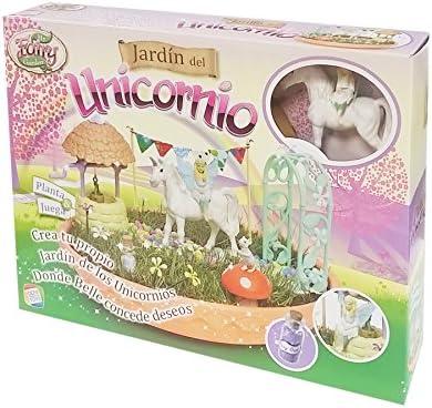 Fairy Garden- Jardín de Los Unicornios, Multicolor, única (CEFA Toys 04616): Amazon.es: Juguetes y juegos