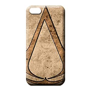 iphone 6plus 6p Shock Absorbing Durable For phone Protector Cases phone cases covers video games assassins creed