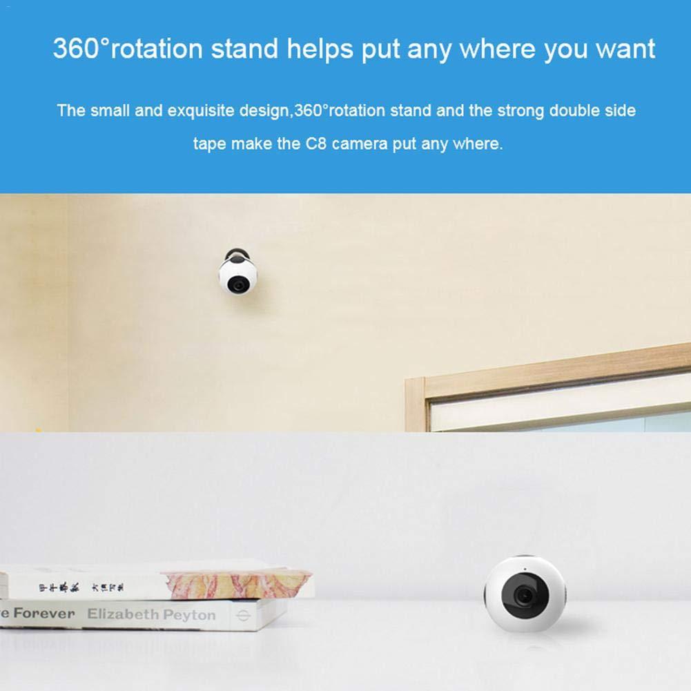 ZARA Camera Surveillance WiFi Camera, La Mini cámara de ...