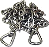 SeaSense Anchor Chain 5/16-Inch X 6-Feet Stainless Steel
