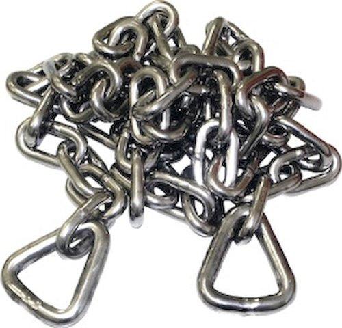 Seasense Anchor Chain 5/16-Inch X 6-Feet Stainless Steel ()