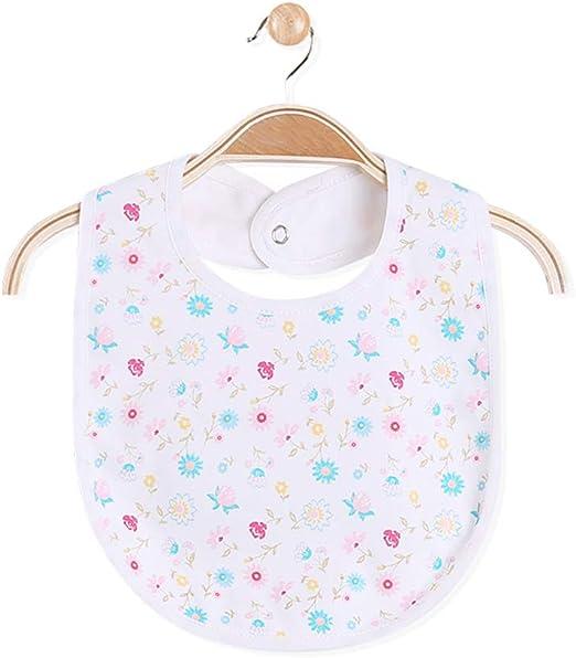 MC-BLL-Baby saliva towel Babero Babero Impermeable Babero bebé algodón Babero: Amazon.es: Hogar