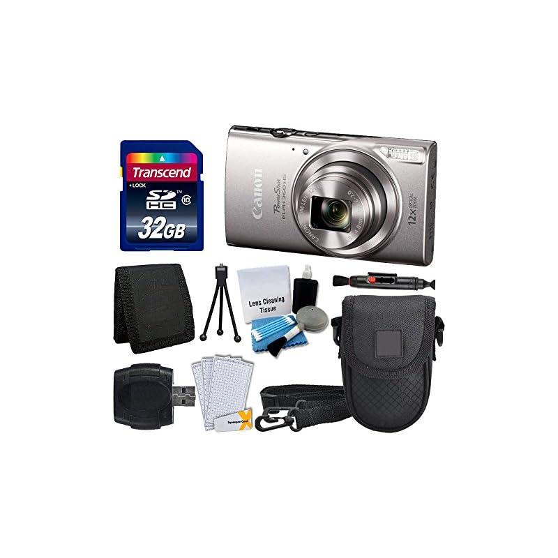 Canon PowerShot ELPH 360 HS Digital Came