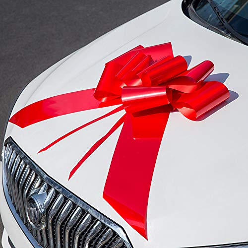 """24"""" Car Bow (RED)