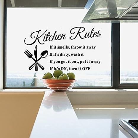 Inglés letras cuchillo tenedor y cuchara) las reglas de la ...