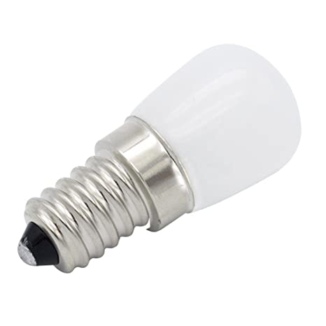 LIJUMN - Bombilla LED para frigorífico (E14, T22, 220 V, para Campana
