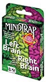 Outset Media MindTrap Left Brain Right Brain Card Game