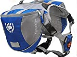 HuntHawk Dog BackPack Harness Quick Release Carriers (Medium)