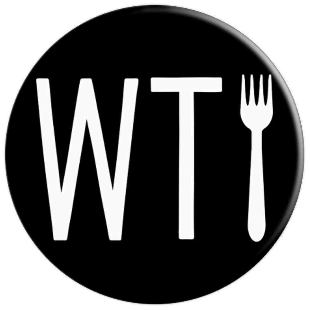 Amazon What The Fork Wtfork Humorous Pun Popsockets Grip And