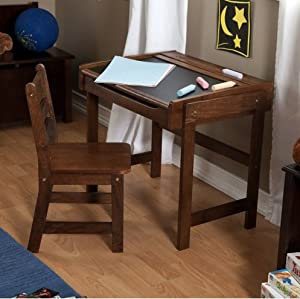 Amazoncom School Desk And Chair Set Combo Child Study Student