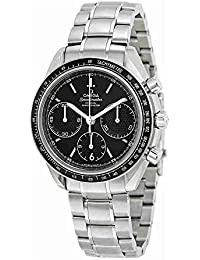 Speedmaster Racing Automatic Chronograph Black Dial Stainless Steel Mens Watch 326.30.40.50.01.001