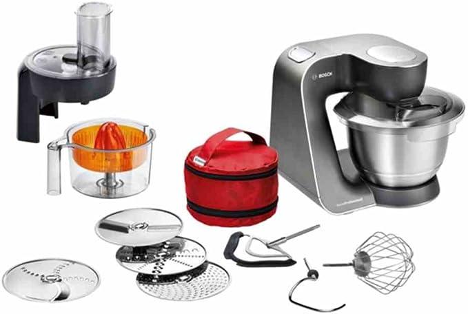 Bosch mum59 N37de Robot de cocina 1000 W: Amazon.es: Electrónica