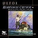 Robinson Crusoe Hörbuch von Daniel Defoe Gesprochen von: Charlton Griffin