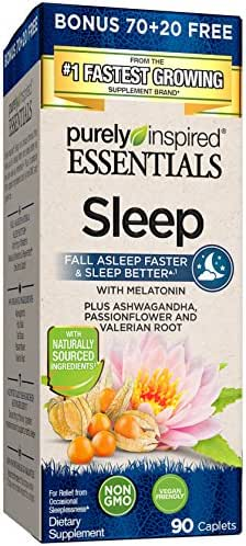 Vitamins & Supplements: Purely Inspired Sleep Aid