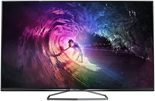 Philips - Televisor (4K Ultra HD, A+, 4:3, 16:9, Zoom, Negro, 3840 x 2160 Pixeles): Amazon.es: Electrónica