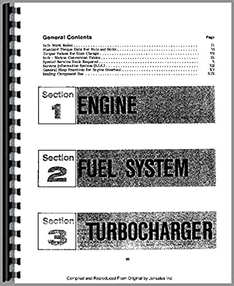 international harvester dt466 engine service manual amazon ca rh amazon ca dt466 service manual free download international dt466 service manual pdf