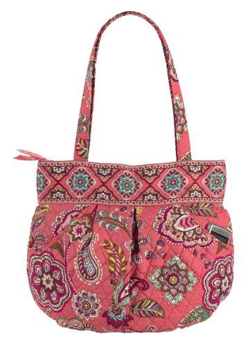 Vera Bradley Resort Morgan Call Me Coral Bag, Bags Central