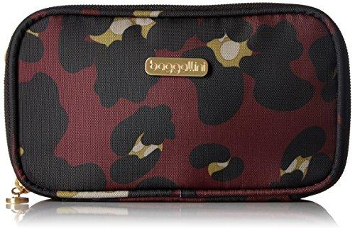 - Baggallini Gold International Mendoza CHRL Backpack, Charcoal, One Size