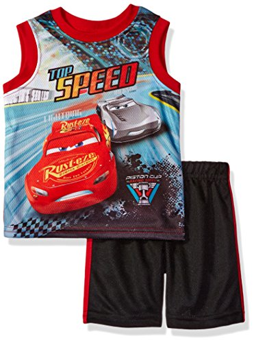 Disney Toddler Boys Cars Short