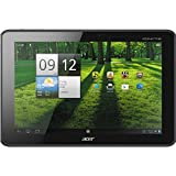 """Acer 10.1"""" Tablet NVIDIA Tegra 3 Quad-Core 1.3 GHz ,1GB Ram ,32GB Flash,Android (Certified Refurbished)"""