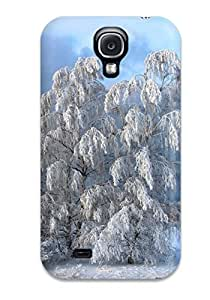 betty rohn Snap On Hard Case Cover Snow Trees Bushes Winter Amp Digital Protector For Galaxy S4