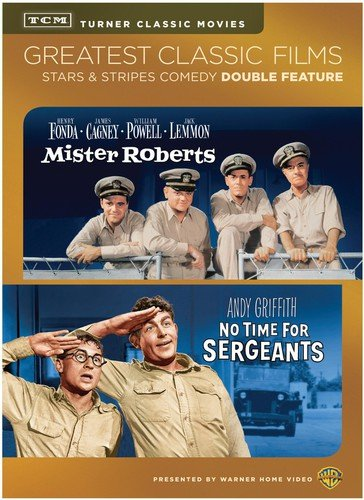 TCM:Mister Roberts/No Time for Sergeants (DBFE/DVD)