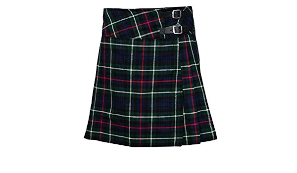 e625a4731 SHYNE KILTS U.K para mujer 6300-11 falda escocesa Falda