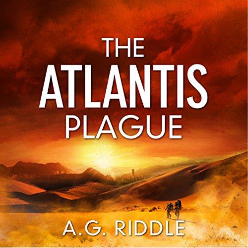 The Atlantis Plague: The Origin Mystery, Book 2 cover