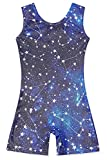 Baby Girls One Piece Leotard with Shorts Colorful