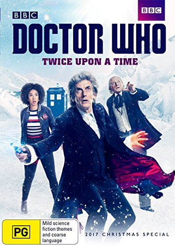 Doctor Who: Twice Upon a Time | 2017 Christmas Special | Peter Capaldi | NON-USA Format | PAL | Region 4 Import - Australia