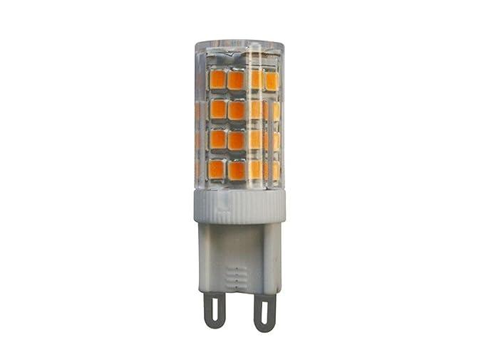 Lampada g9 led 3 5w naturale 4000k 370 lumen sostituzione alogene