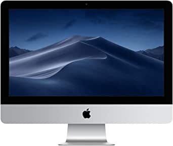 Apple iMac (21.5-inch, 8GB RAM, 1TB Storage) - Silver (Previous Model)
