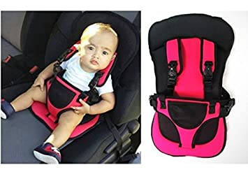 Buy Divinext Multi-Function Adjustable Baby Car Cushion Seat with ...