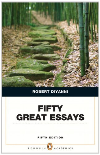 Fifty Great Essays Plus NEW MyCompLab -- Access Card Package (5th Edition) (Penguin Academics)