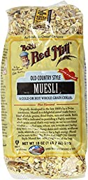 Bobs Red Mill Cereal Muesli