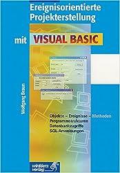 Ereignisorientierte Projekterstellung mit Visual Basic