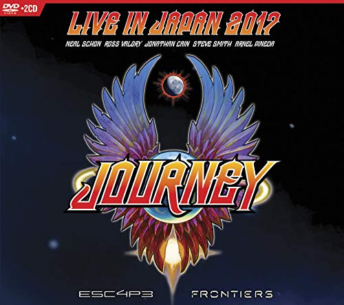Escape & Frontiers Live in Japan [2 CD/DVD]