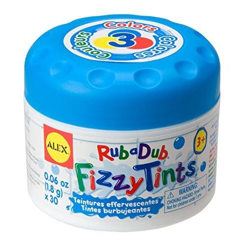Cheap ALEX Toys Rub a Dub Fizzy Tints