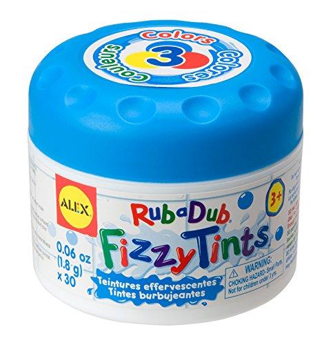 ALEX Toys Rub a Dub Fizzy Tints