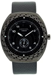 Diesel Men's DZ1241 Leather Quartz Watch