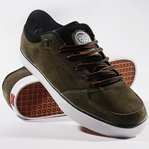 Adio Skateboard Schuhe Cascade Green/Black/White