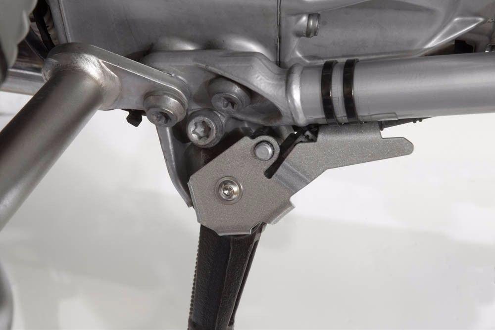 Protección para el interruptor del caballete lateral compatible con BMW R1200GS & Adventure, R1250GS & Adventure