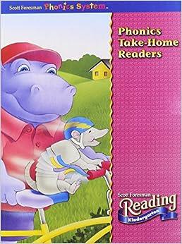 Book READING 2000 PHONICS TAKE-HOME READERS GRADE K
