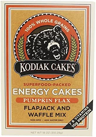 Baking Mixes: Kodiak Cakes Energy Cakes