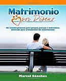 Matrimonio Por DiseñO, Marcel SÁnchez, 1449730604