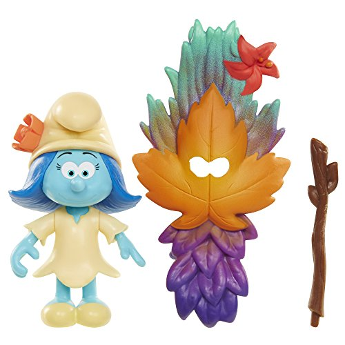 Smurfs The Lost Village Smurf Dragon Tail Figure Theme Pack