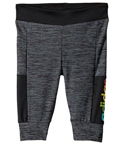 adidas Kids Baby Girl's Space Dye Melange Jogger Pants  Adi