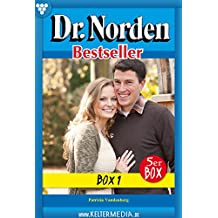 Dr. Norden Bestseller 5er Box 1 - Arztroman: E-Book 1-5 (German Edition)