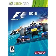 F1 2012 Xbox 360 Spanish Edition